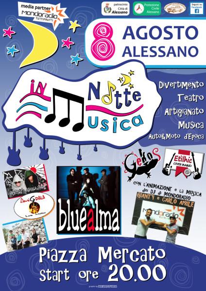 Notte in Musica 2012
