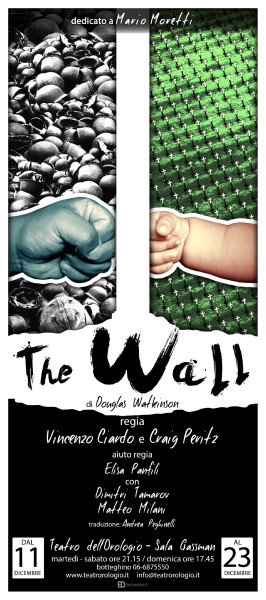 Vincenzo Ciardo The Wall