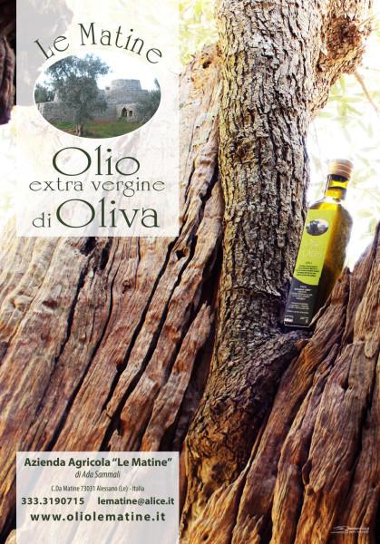 Olio d'Oliva Le Matine