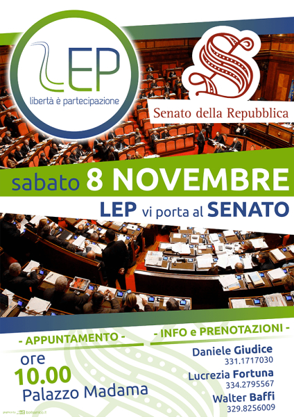 LEP – Senato