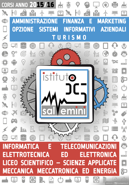 Manifesto Istituto Salvemini 14/15 -1