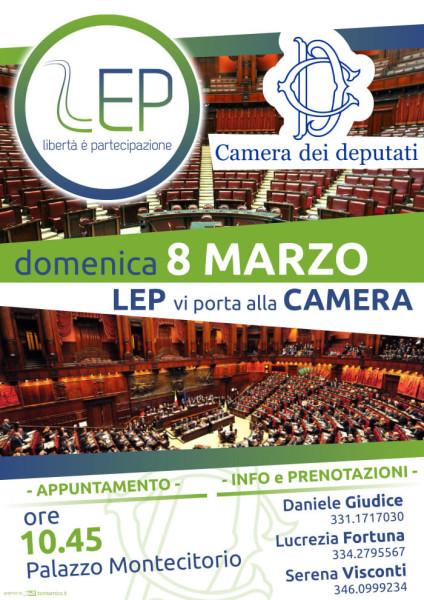 LEP – Camera