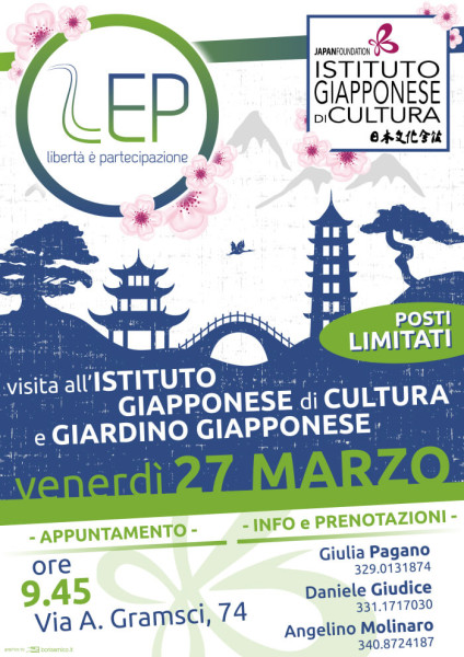 LEP – Istituto giapponese