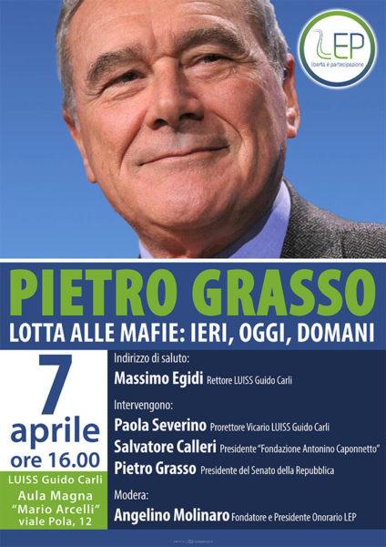 LEP – Grasso