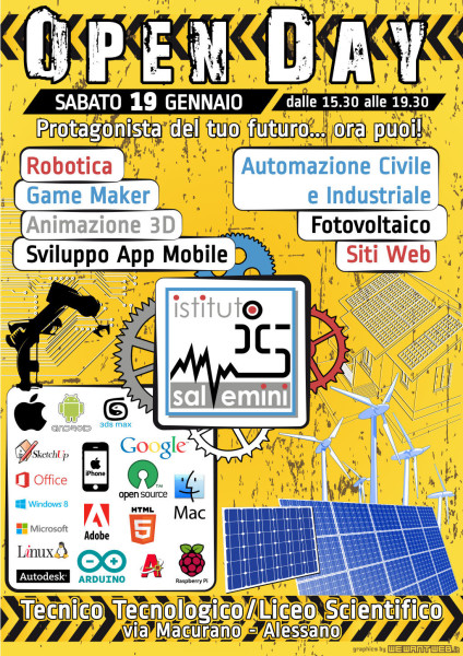 Open Day ITIS Alessano