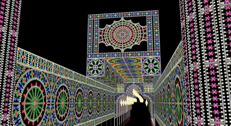 Luminarie Santoro