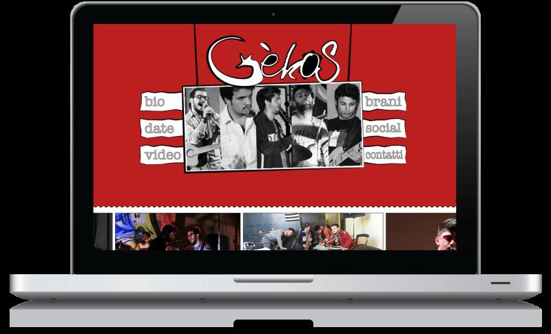 Gèkos Folk Music